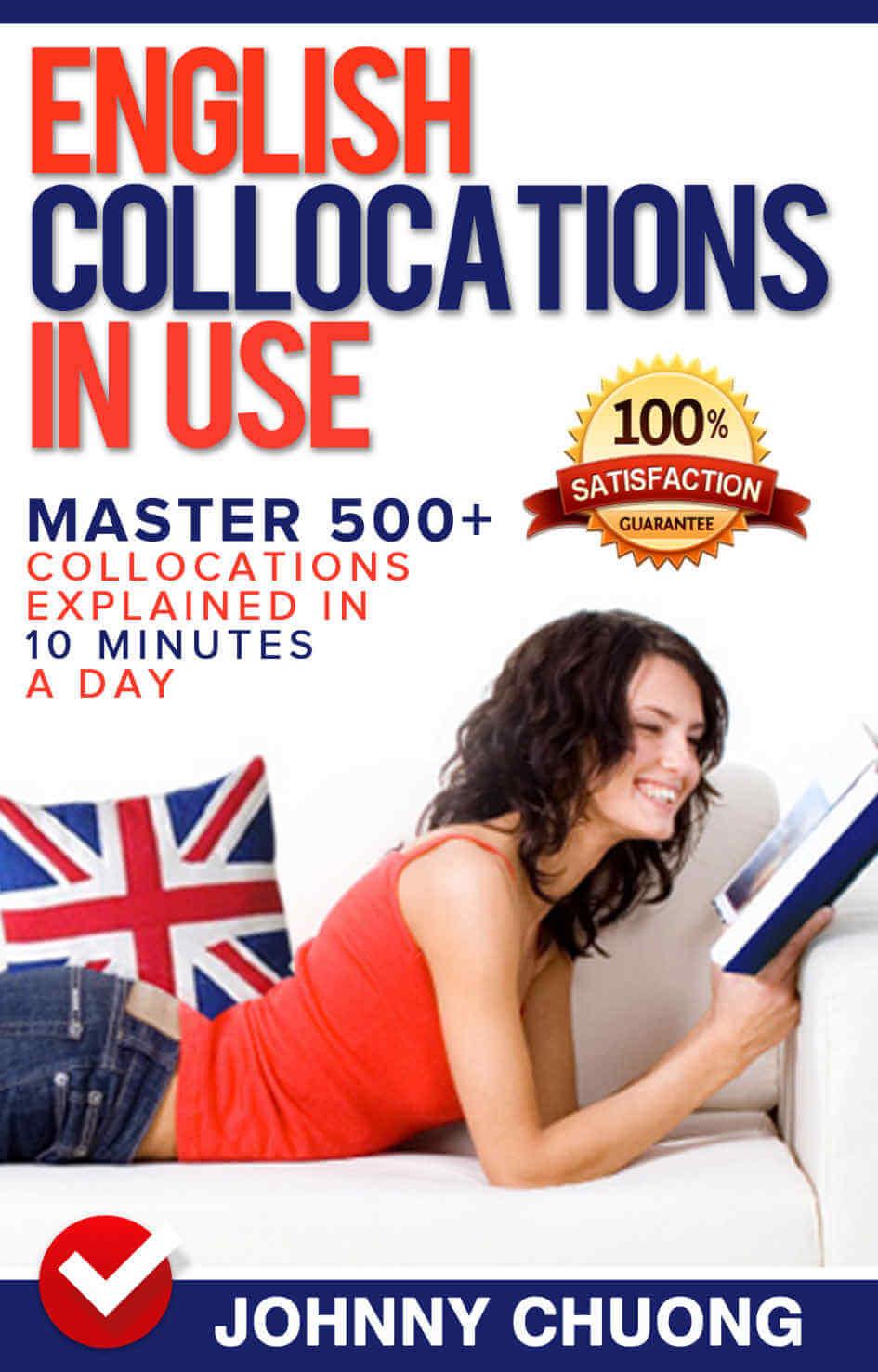 English colocation