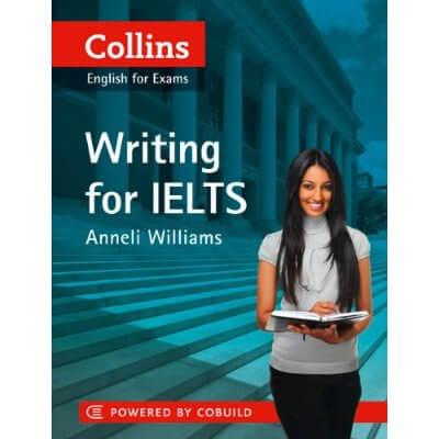 منابع آیلتس جنرال-کتاب writing for ielts collins